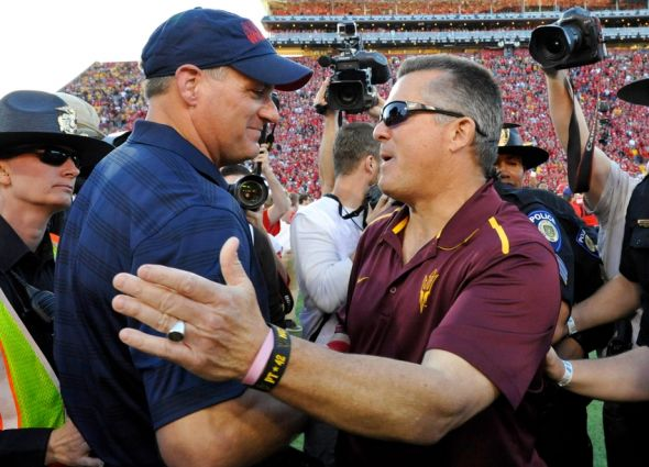 todd-graham-rich-rodriguez-ncaa-football-arizona-state-arizona-590x900