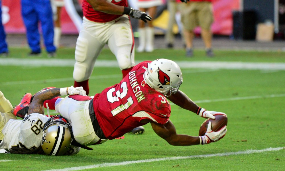 NFL: New Orleans Saints at Arizona Cardinals